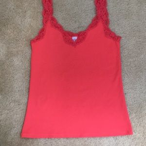 Anthropologie nylon spandex cami